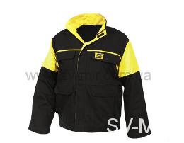 kurtka-svashchika-FR-Welding-Jacket-ESAB