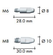 nakonecnik-abirob-a-360-abicor-binzel